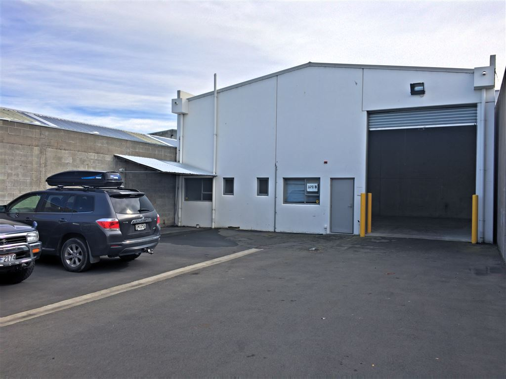 Factor in this Warehouse within the CBD