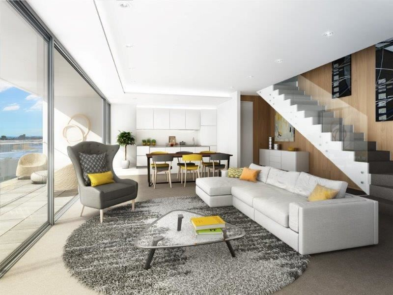 Downsize into Luxury Penthouse Living