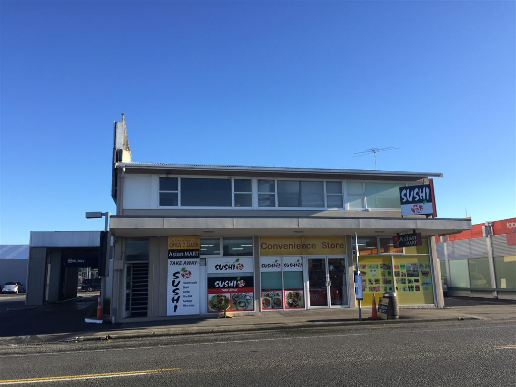 Affordable Office/Retail Space in Papanui - For Lease