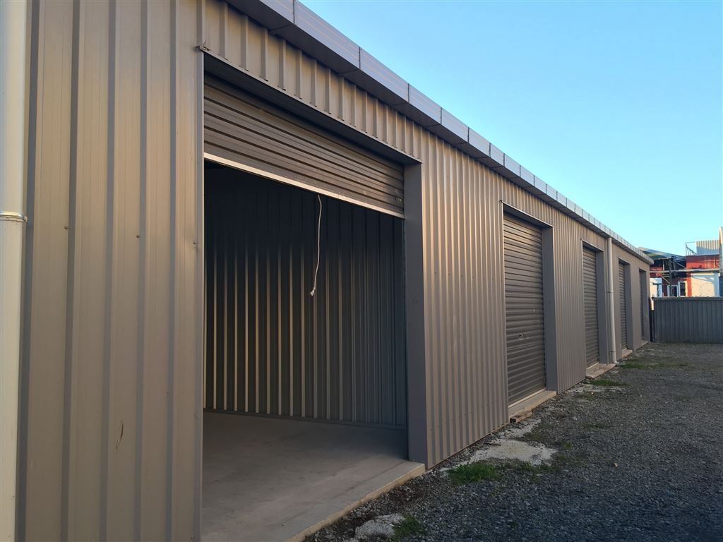 Storage Unit - Available for Lease