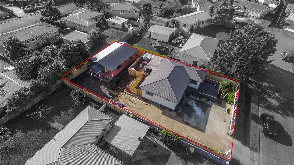 Manurewa - Legal Home and Income