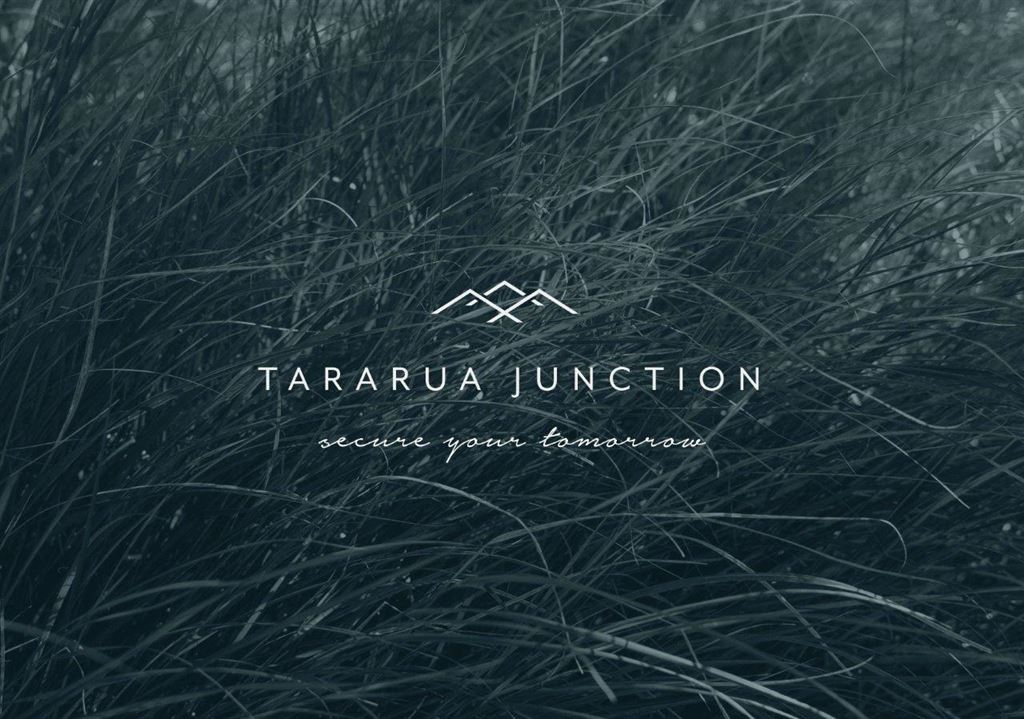 Tararua Junction - Secure Your Tomorrow