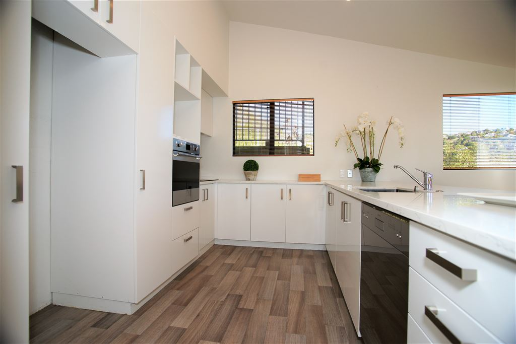 Fully optioned near new kitchen