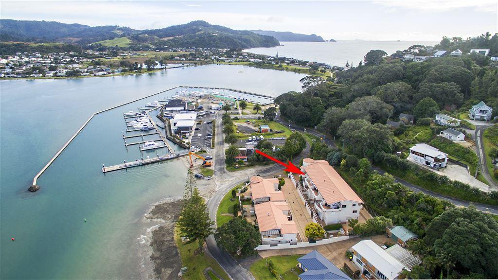 Close to the new Tairua Marina