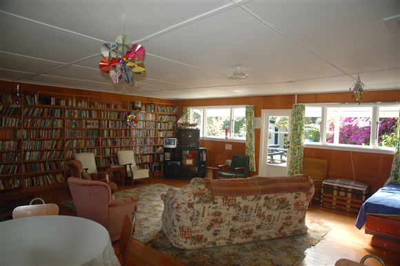 Library/Games Room