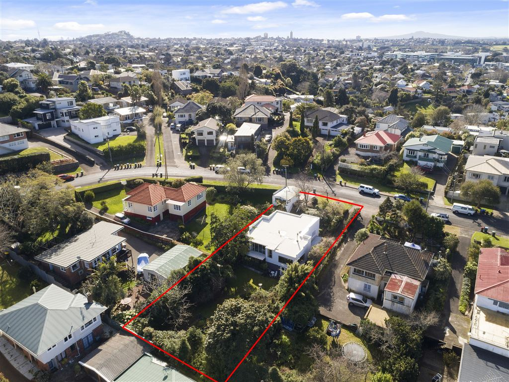 Development Opportunity on 921m², Central Auckland!