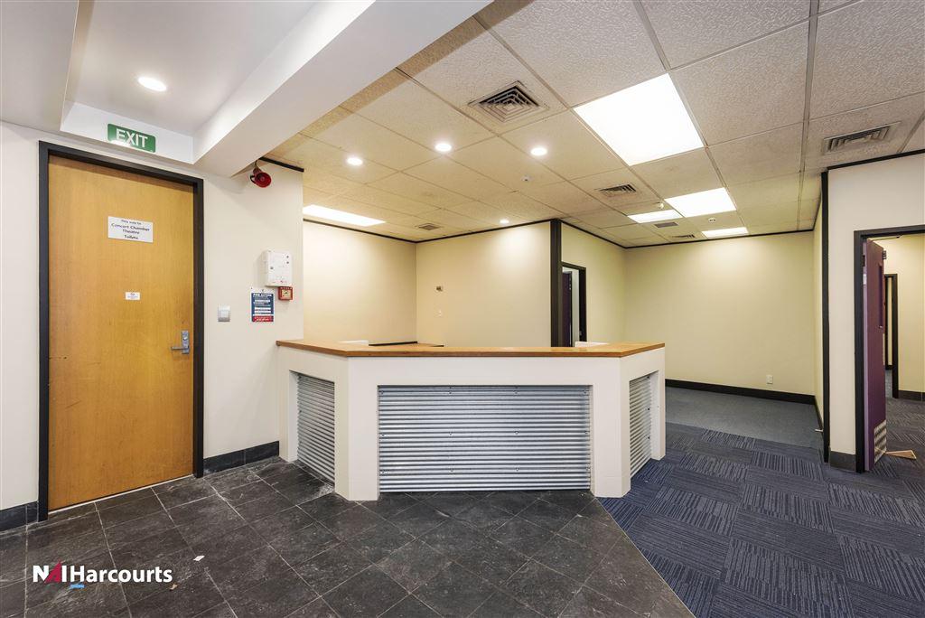 50 Anzac Road - reception area (ground floor)