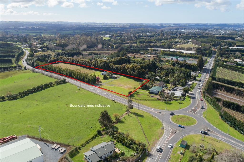 High Profile Land  SH10 - Multiple Development Opportunities