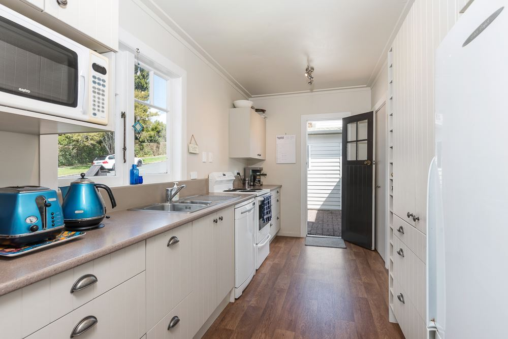 recently upgraded kitchen