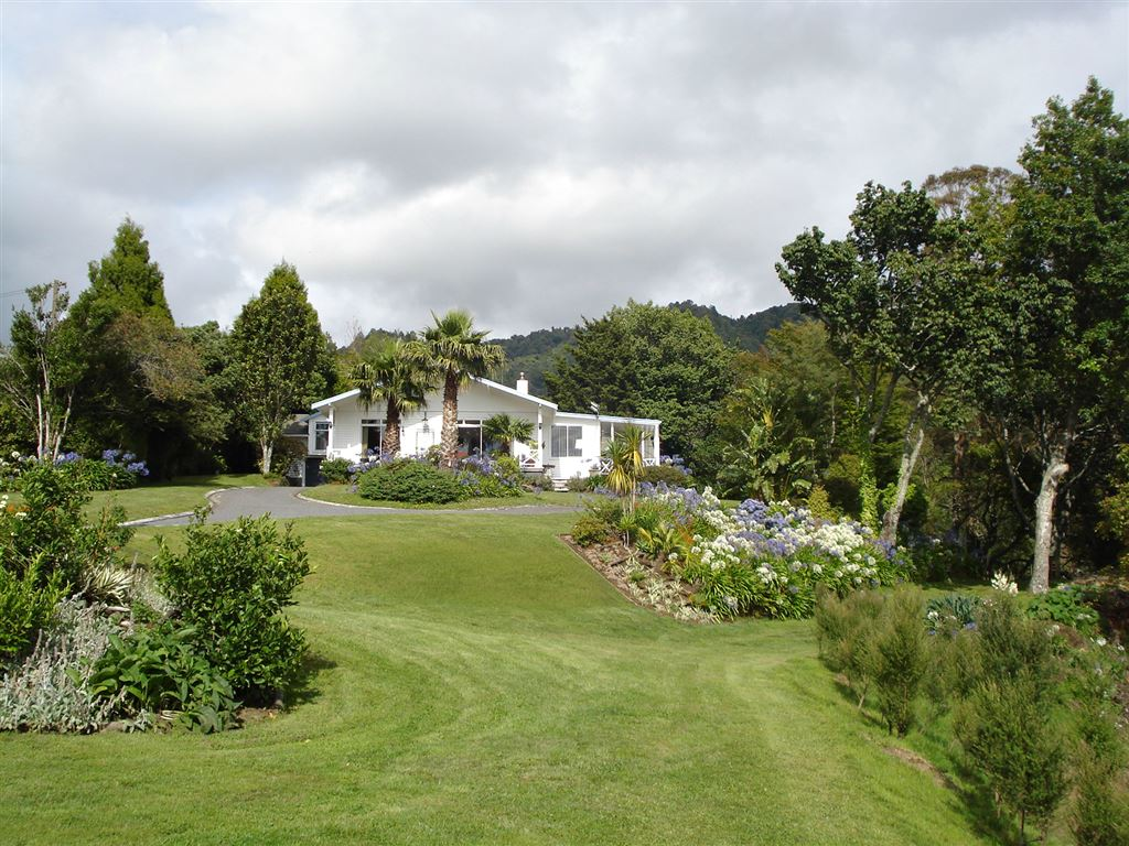 Commanding Site With Spectacular Views