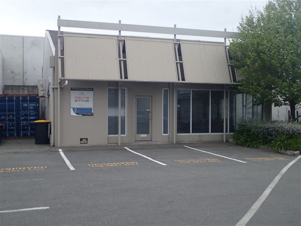 Central Location with Dual Access - For Sale or Lease