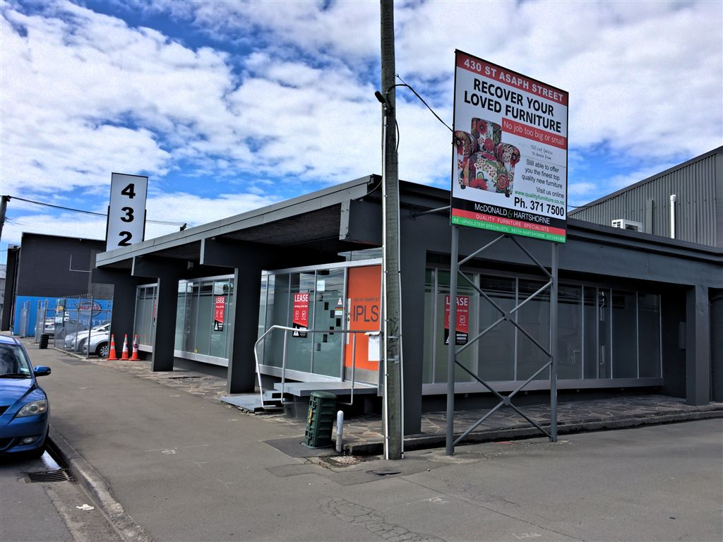 Affordable City Fringe Office With 7 Car Parks