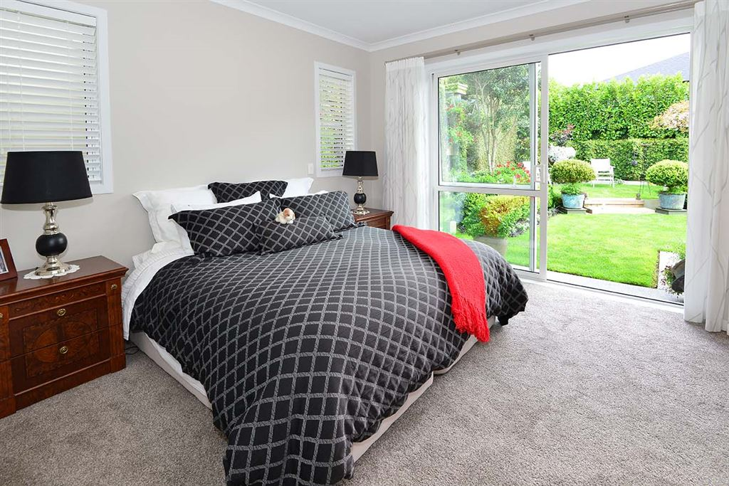 ... imagine enjoying a cup of tea in the morning with this view from the master suite - complete with ensuite and walk in wardrobe