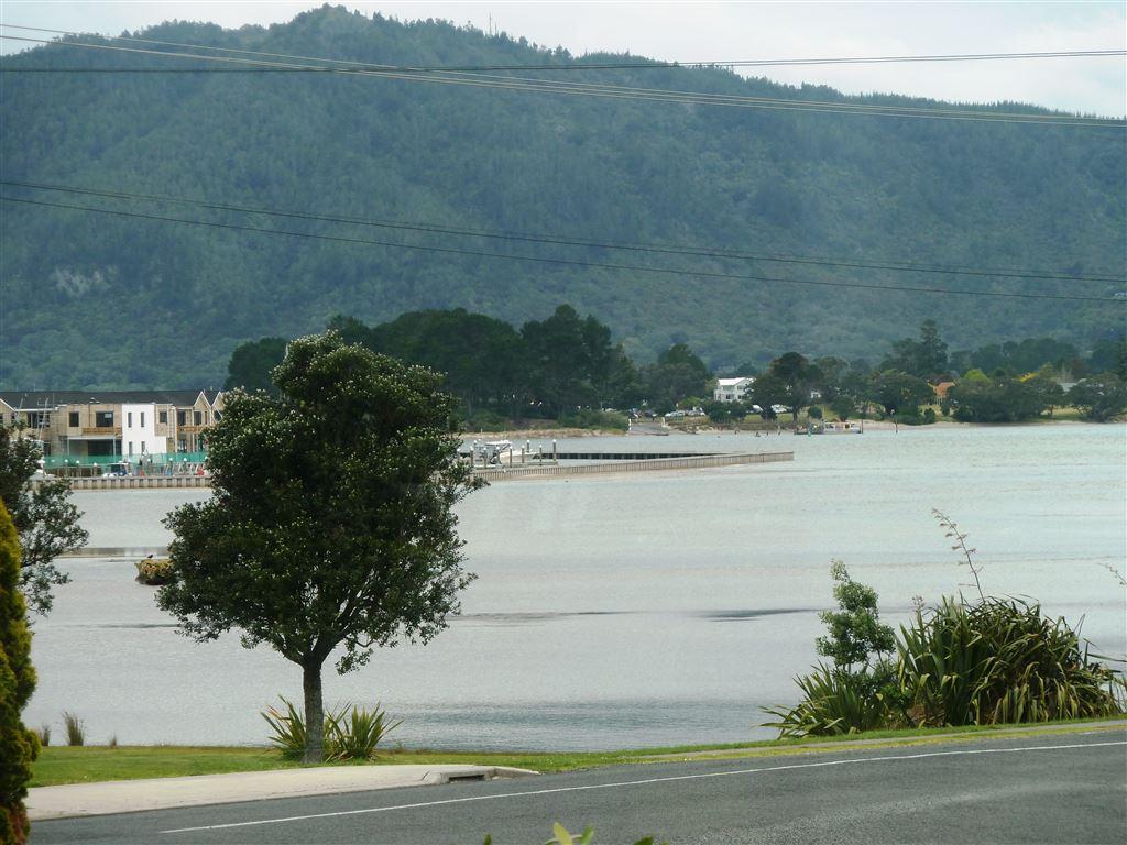 View towards Tairua Marina