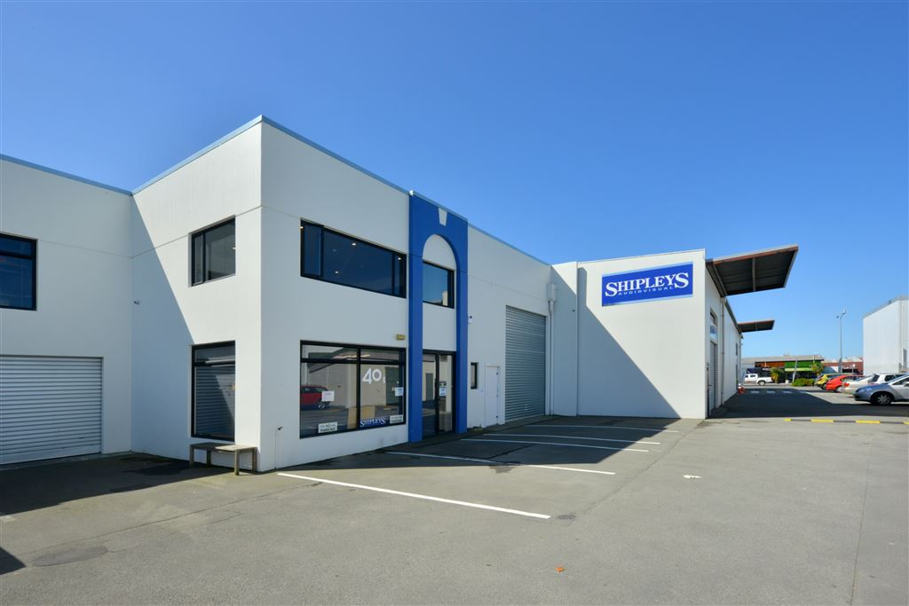 'As Is, Where Is' Industrial Investment Property