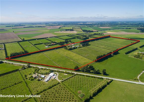 2 Houses with 64 Acres