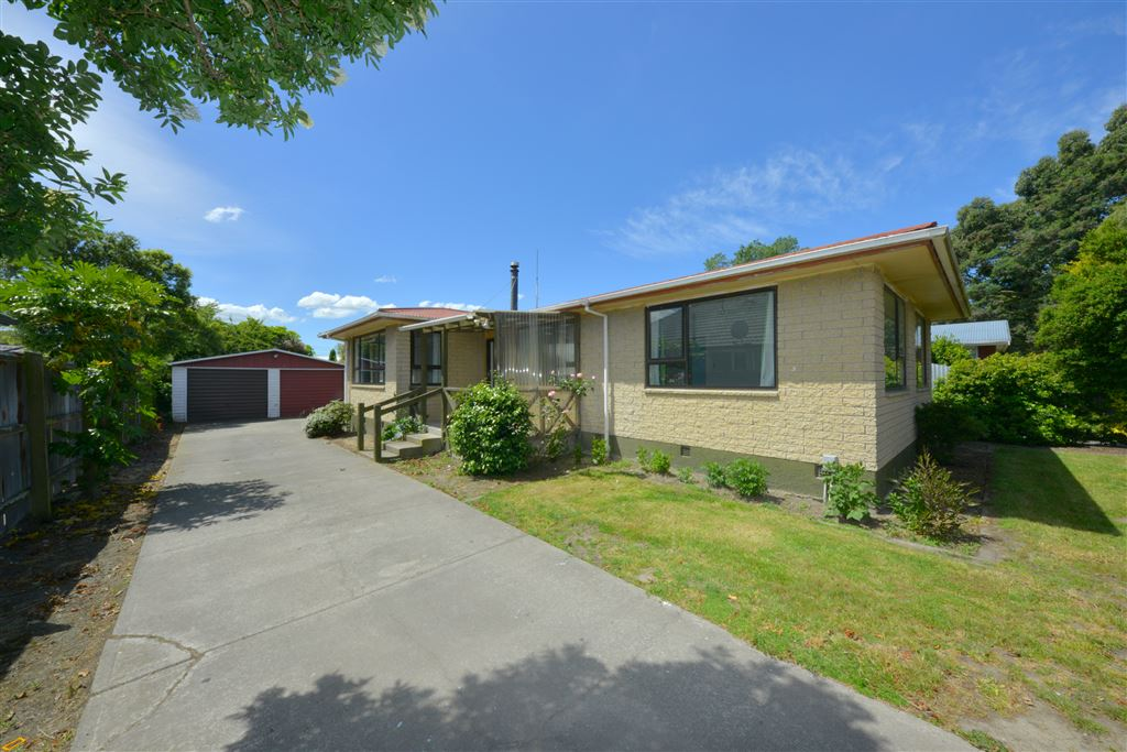 Opportunity knocks...affordable 4 bedroom home