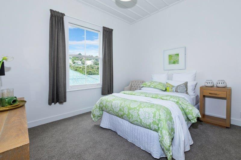 Upstairs House - Bedroom 3
