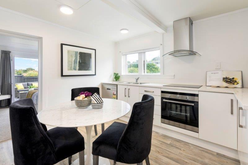 Flat Downstairs - Kitchen