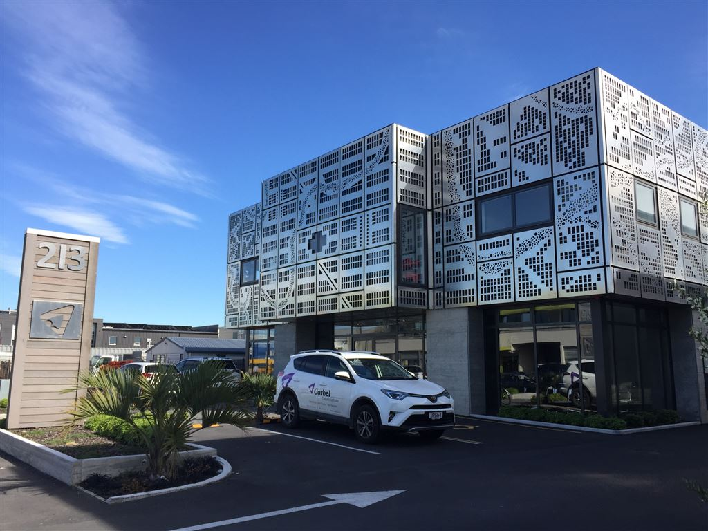 Shared Workspace / Pods in Christchurch Central