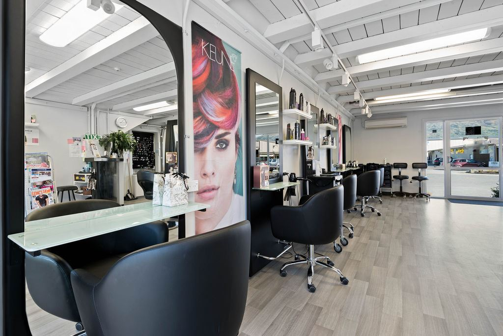 Busy Hair & Beauty Business