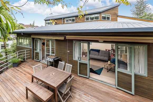 Exceptional value in Parnell with Double Grammar Zoning