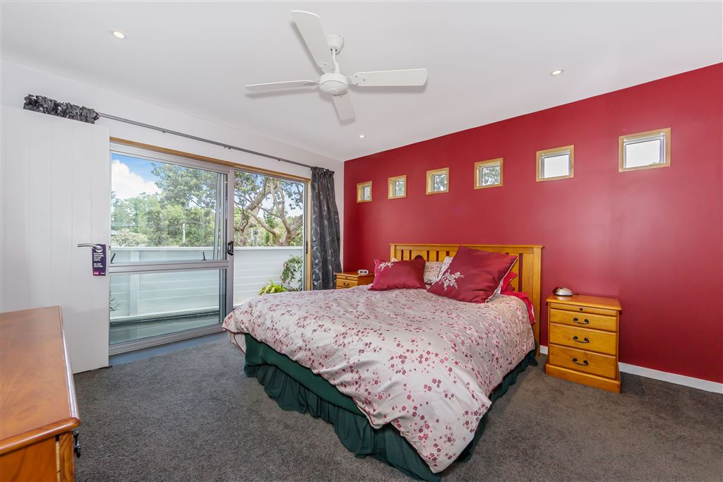 Master Bedroom flowing to outside balcony