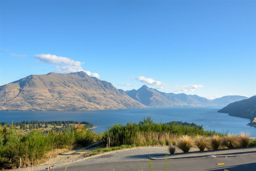 Top of Queenstown Hill