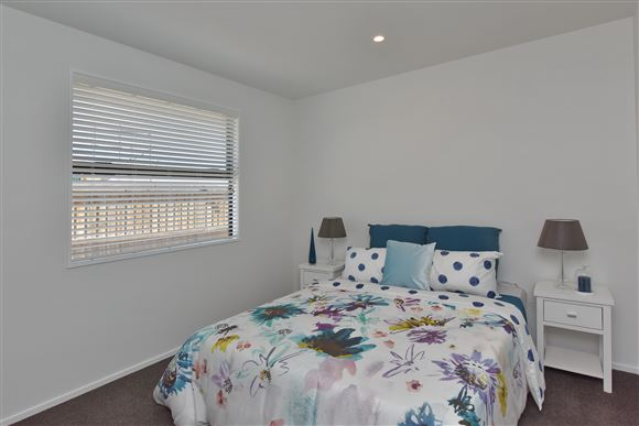 Bedroom 2 (Double) with Built-In-Robe