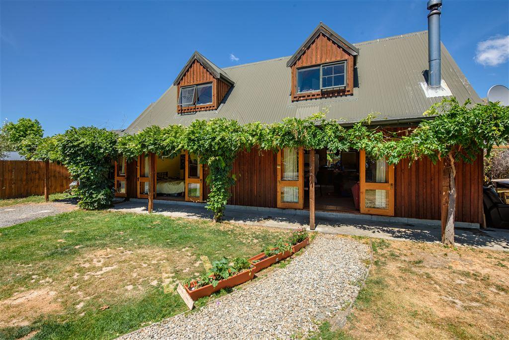 Established in old Wanaka