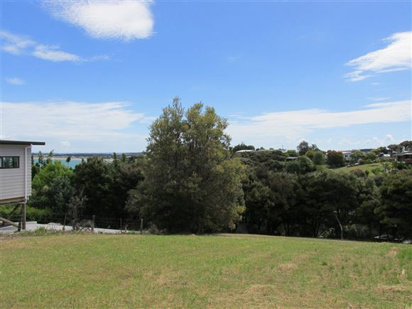Distant views to Tokerau Beach from the section