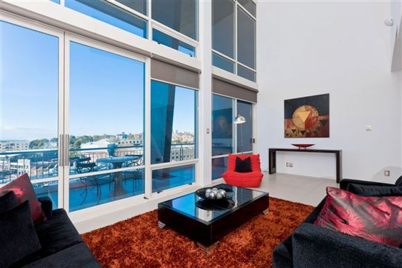 Penthouse Apartment in Double Grammar Zone