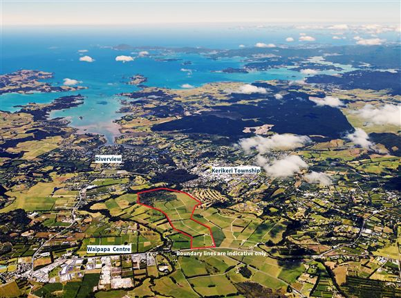 A Development Opportunity Never Offered Before  In Kerikeri