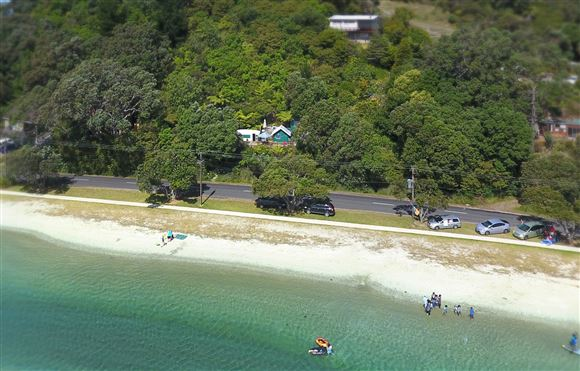Proximity to beach front