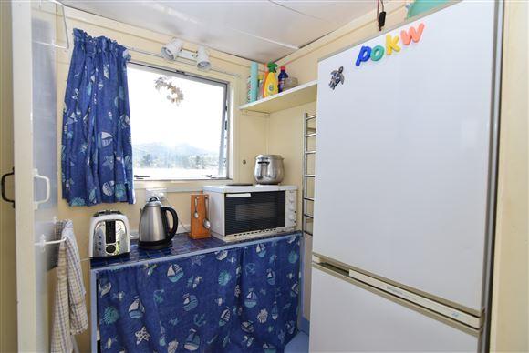 Utility kitchenette