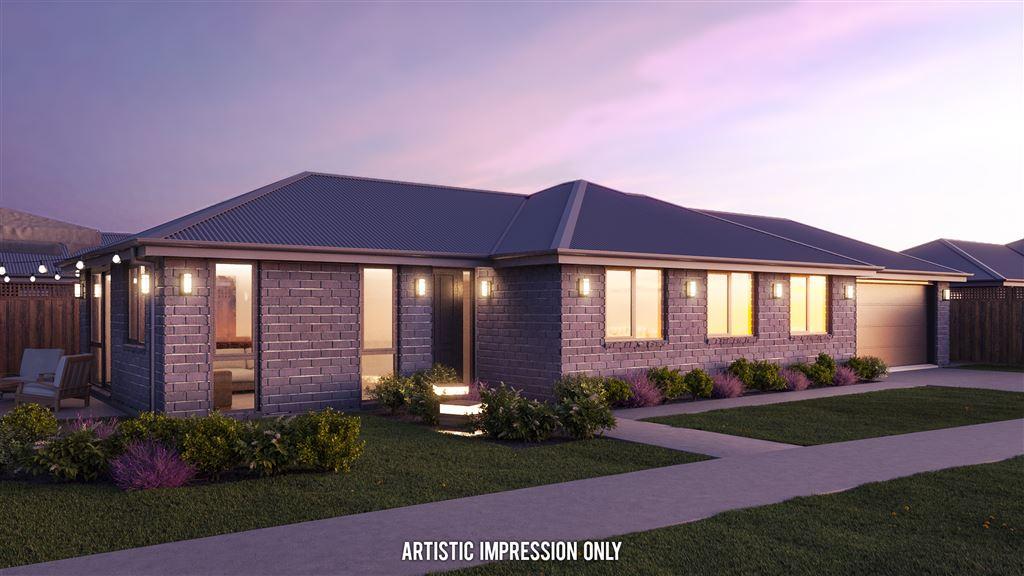 Brand new build in Rolleston
