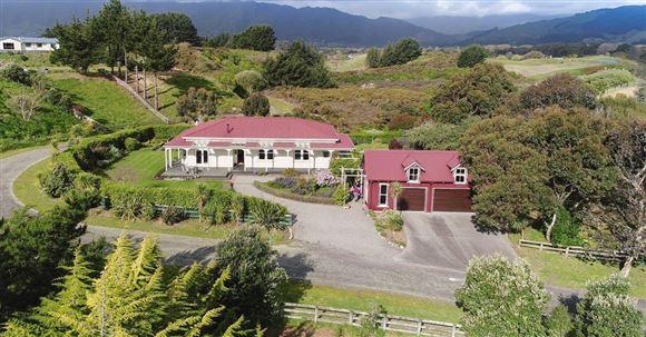 Circa 1900's Villa On 2 Acres