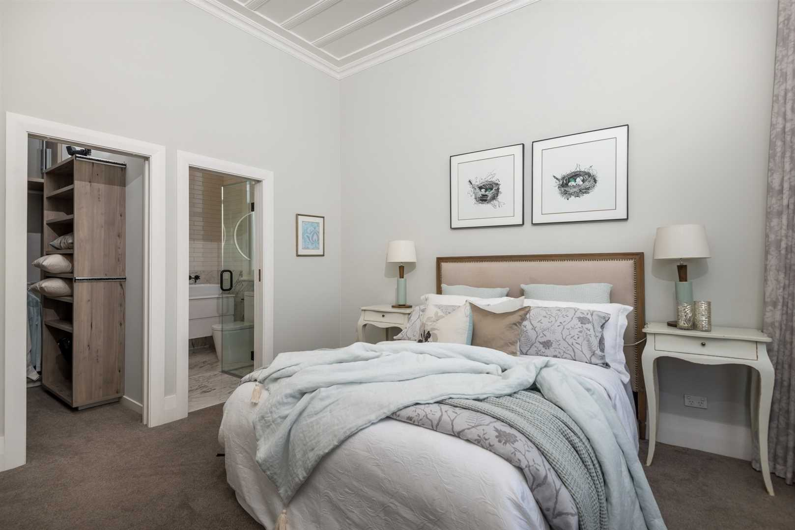 Master Bedroom showing ensuite access