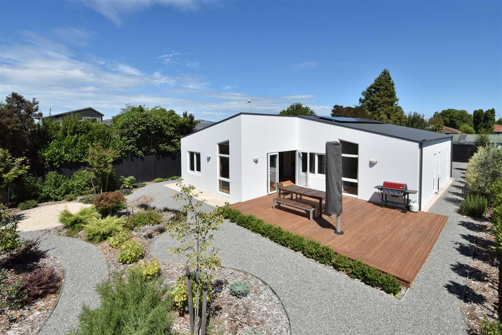 Lock-up and Leave Energy Efficient Home