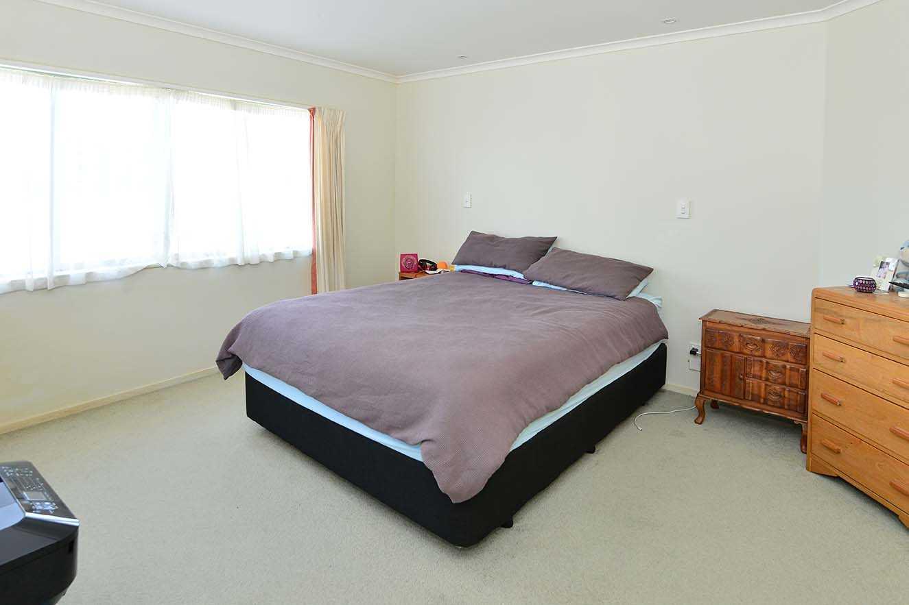 Good sized master bedroom