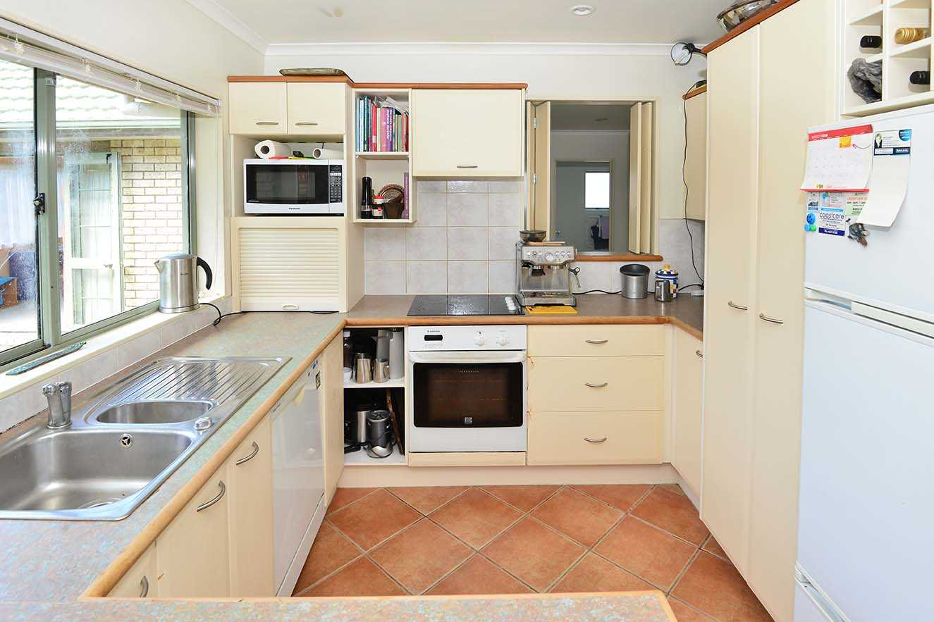 Heart of the home is the kitchen