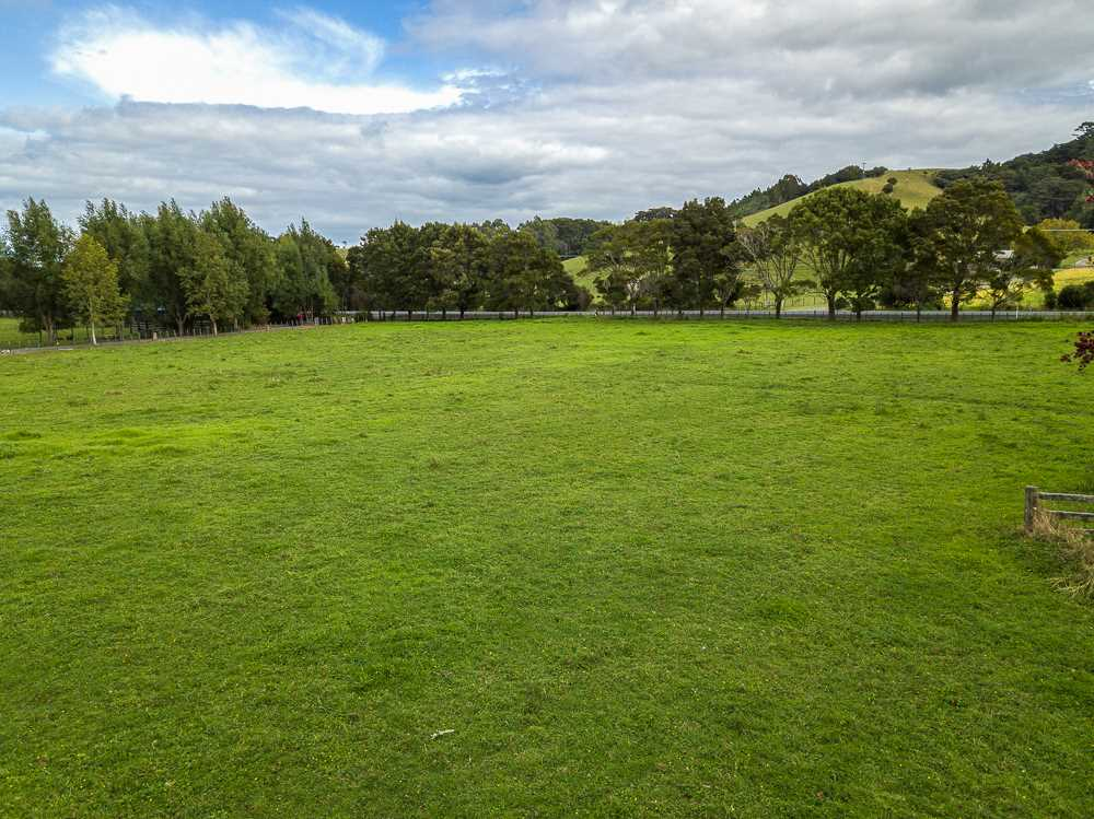 quality pasture fenced into six paddocks