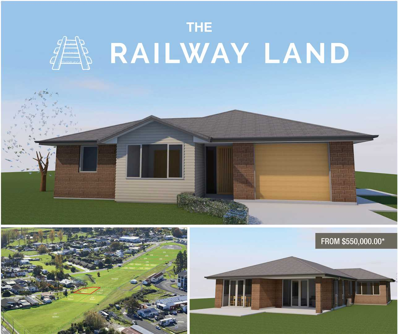 This Will Be At The Railway Land