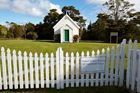 Wainui settlers church