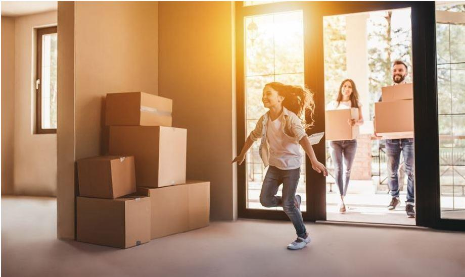 Tenants moving out