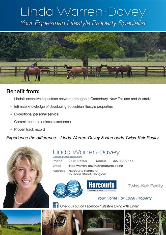 Equestrian specialist