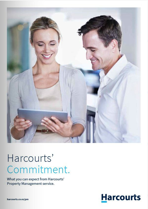 Harcourts' Commitment