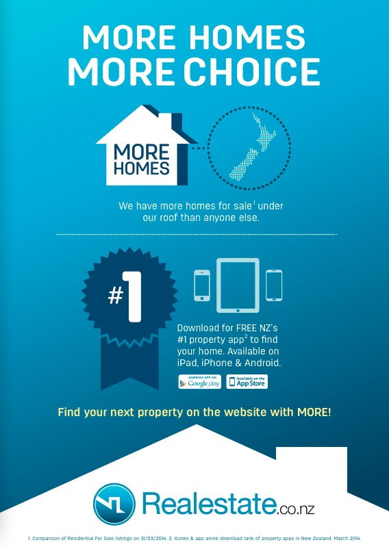More properties for sale by Real Estate agencies than any other website