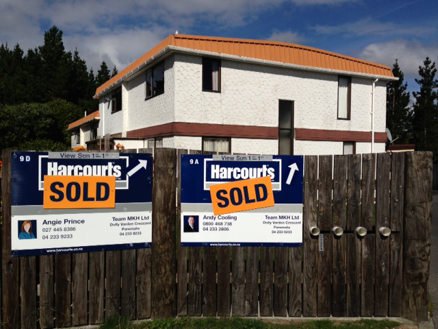 SOLD - 9a & 9D Ash Grove, Ranui Heights by Andy Cooling