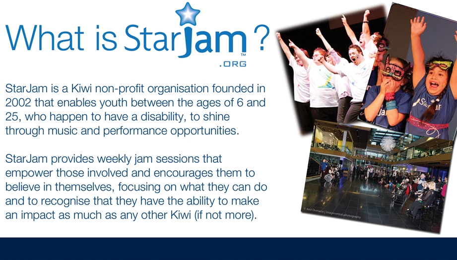 What Is StarJam?